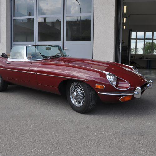 Jaguar E S2 OTS