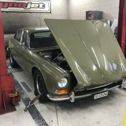 Jaguar XJ12 EFI